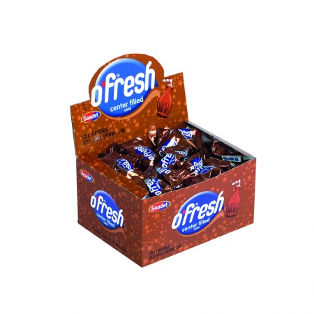 Žvaka O'FRESH cola (100/1)