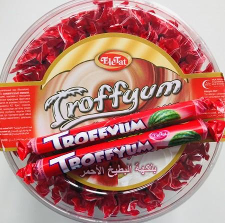 Troffy mini jum 6.7g lubenica (120/1)