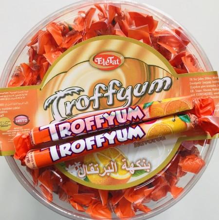 Troffy mini jum 6.7g narandža (120/1)