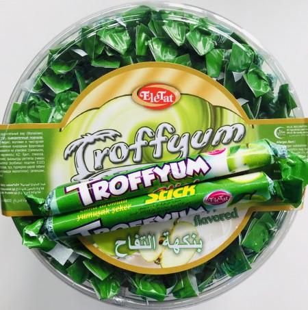 Troffy mini jum 6.7g jabuka (120/1)