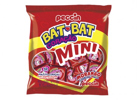 Lizalica BAT-BAT mini jagoda 4g (50/1)