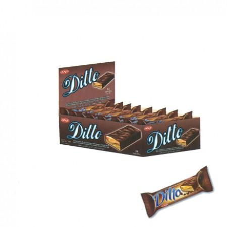 Čokoladica mini 22g Ditto (24/1)