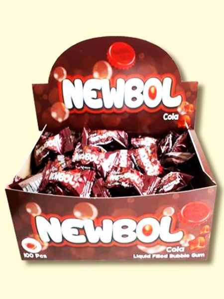 Žvaka NEWBOL 3,5g kola (100/1)