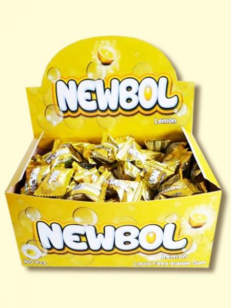Žvaka NEWBOL 3,5g limun (100/1)