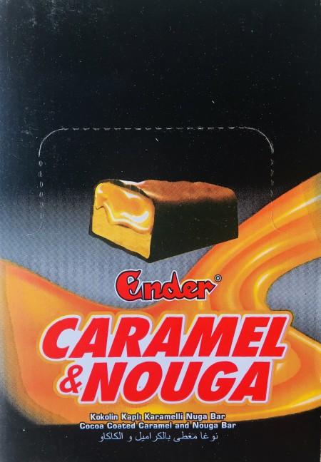 Čokoladica Ender karamel 20g (24/1)