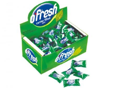 Žvaka O'FRESH mint (100/1)