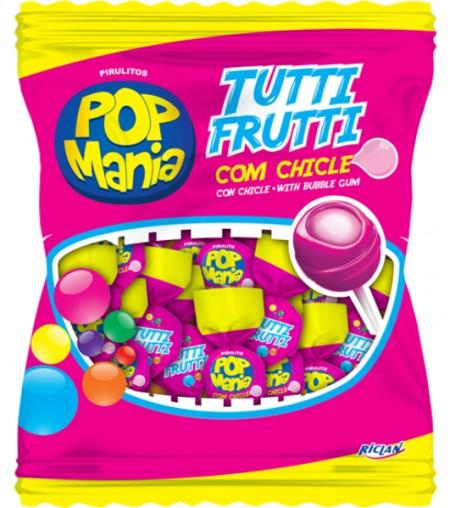 Lizalica pop mania tuti fruti 12g (50/1)