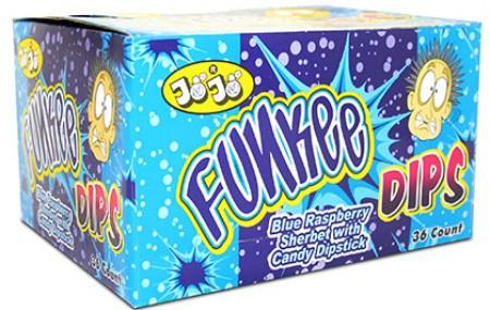 Funkee dips plava malina15g (36/1)