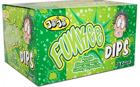Funkee dips 15g jabuka (36/1)