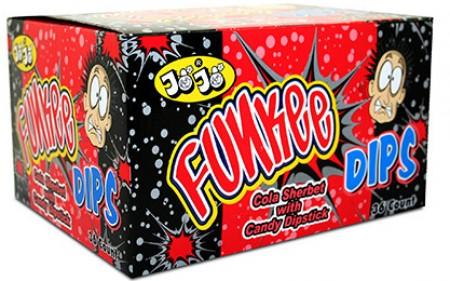 Funkee dips 15g cola (36/1)