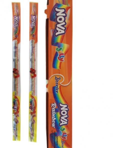 Kisela traka Nova jelly 15g sarena (48/1)