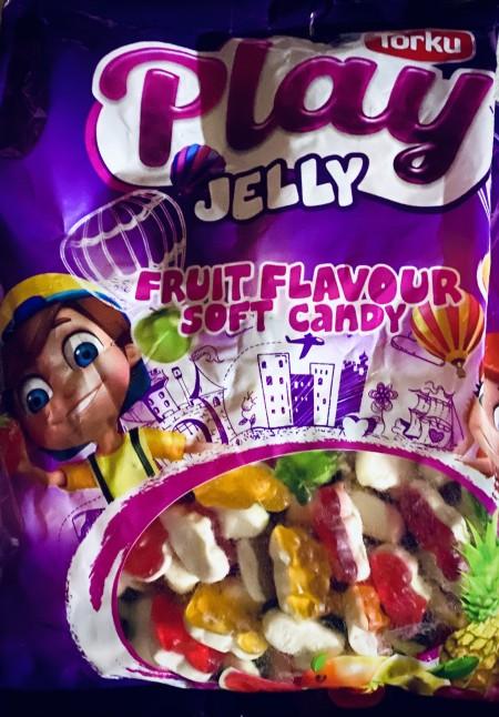 Play jelly tvrda gumena bombona 1kg formulice