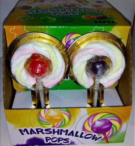 Lizalica Marshmallow pop 11G (24/1)