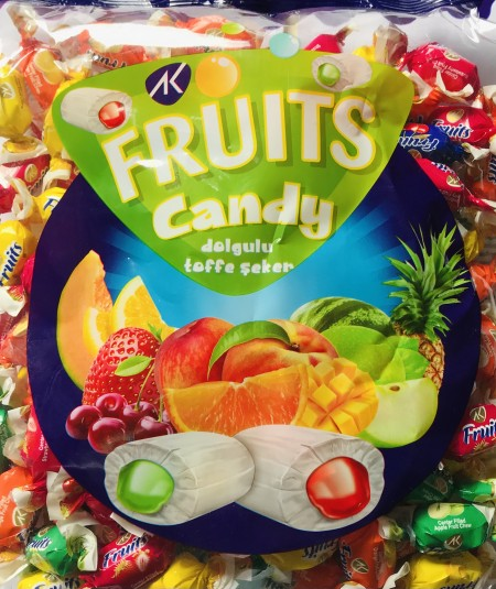 Adel fruits candy 800g