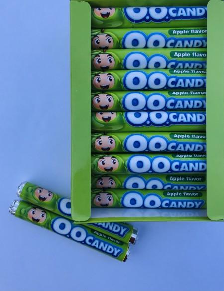 Bombona O.O.Candy jabuka 14g (30/1)