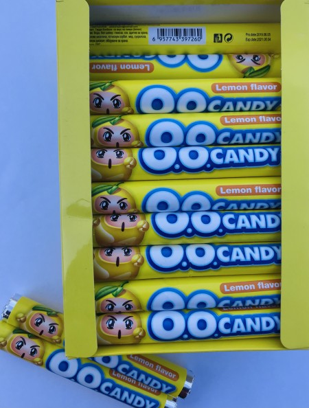 Bombona O.O.Candy limun 14g (30/1)
