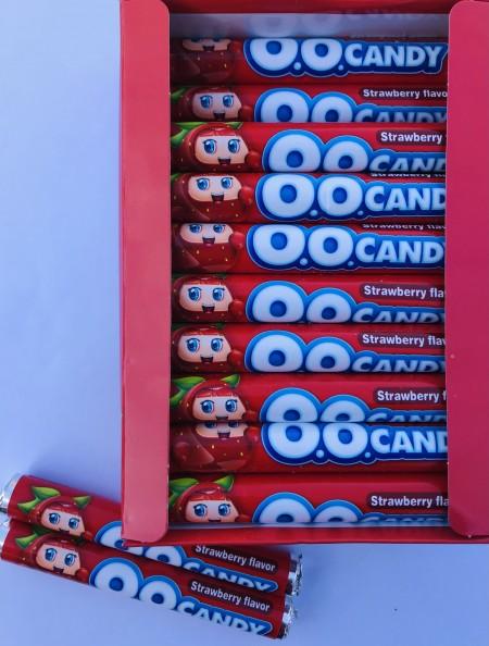 Bombona O.O.Candy jagoda 14g (30/1)