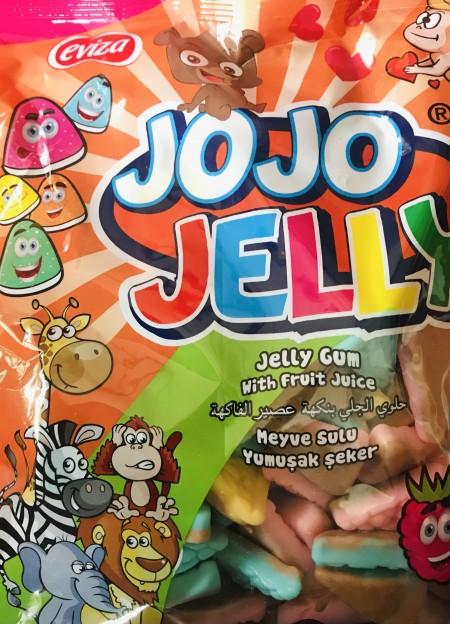 Jojo Jelly gumene bombone 1kg pizza