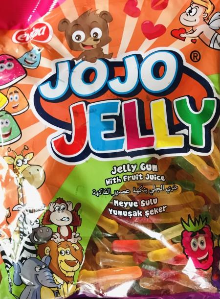 Jojo Jelly gumene bombone 1kg crvi