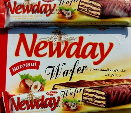 Napolitanke newday lešnik 30g (24/1)