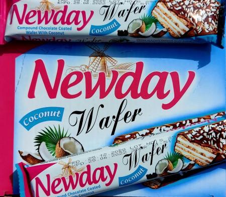 Napolitanke newday kokos 30g (24/1)