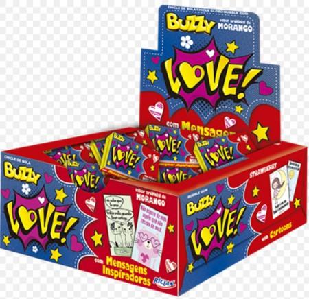 Buzzy love 3g jagoda (100/1)