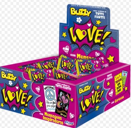 Buzzy love 3g grožđe (100/1)