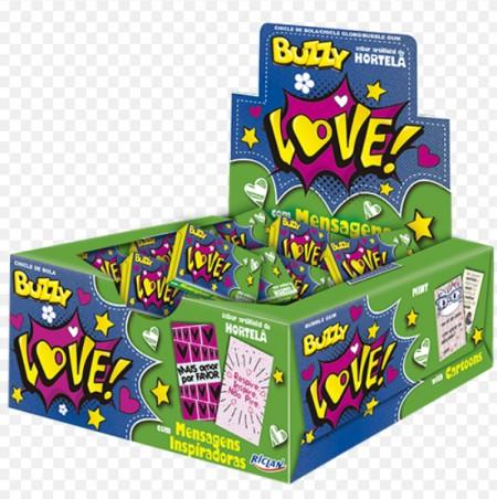 Buzzy love 3g menta (100/1)
