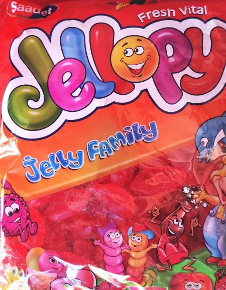 Jellopy gumene bombone 1kg usta